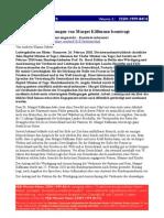 Petition Margot Kaessmann