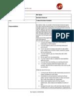 Mu Sigma - Job Notification Form