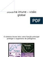 Sistema Imune – Visão Global