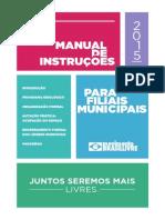 Manual de Filiais do MBL