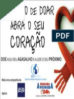 campanha agasalho 2015