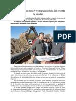 27.12.2013 Comunicado Plantea Esteban Resolver Inundaciones Del Oriente de Ciudad