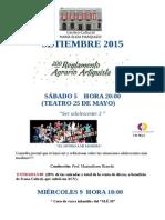 Programa Setiembre 2015
