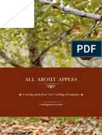 All About Apples From Scott Carsberg and Tastingmenu.publishing
