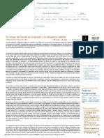 El riesgo de fraude en inversión y la diligencia debida - Rankia.pdf
