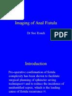 Imaging Anal Fistulae