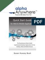 Alpha Anywhere QuickStartGuide v12