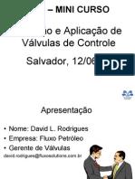 Valvulas de controle - Completa