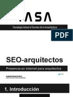 Presencia en Internet para Arquitectos