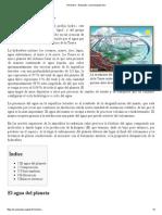 Hidrosfera - Wikipedia, la enciclopedia libre.pdf