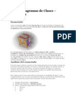 UML – Diagramas de Clases – Ejercicio 1
