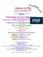 Raffle Poster March 2010 2