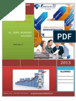 Modulo Marketing de Servicios