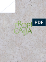Tropicalia's Sustainability Report - 2014