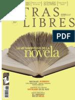 La metamorfosis de la novela   Índice Letras Libres No. 201