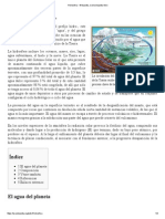 Hidrosfera - Wikipedia, La Enciclopedia Libre