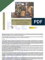 Armas Antiguas. Historia y Colecciones