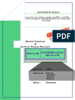 Module 03 Interprétation Des Plans-BTP-TCCTP