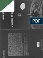 GIDDENS, Anthony - O Mundo na era da Globalização.pdf