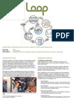 LOOP System - Design Process