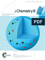 From Macro to Micro to Nano the Development of a Novel Lysine Based Hydrogel Platform and Enzyme Triggered Self-Assembly of Macro Hydrogel Into Nanoge