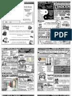 Revista Tradición # 45 del mes de Agosto 2015