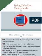 Advertising Ch 9 Analyze Tv