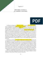 HistoHistoria Antigua de centroamericaria de La Antigua America Central
