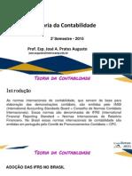 Teoria Da Contabilidade 2015 IFRS