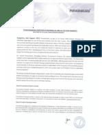 Puravankara identifies Hyderabad as one of its Core Markets [Company Update]