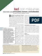 Articulo Normas Del Manejo de Maquinaria