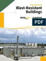 Blast Resistant Modular Buildings