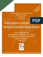 Presentación Profesor Luis Jara