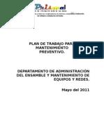 PLAN DE TRABAJO PARA MANTENIMIENTO. FINAL.docx