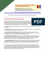 Selección de materiales didácticos