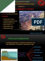 CAPITULO II Petrologia,Ambientes y Tecto