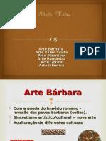 arte bárbara.ppt