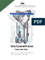 Guía Ajuste de Motores, Pistones, Anillos y Bielas