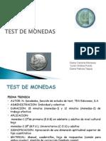 Test de Monedas