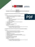 Anexo 5 Esquema Presentacion Proyecto Investigacion Innovacion Tecnologica