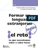 Est+índares de lengua extranjera_archivo