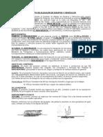 Contrato de Casero