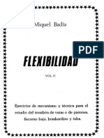 Flexibilidad II TROMBON