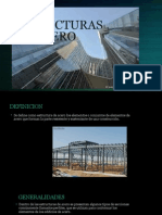 Estructuras de Acero-Construccion III