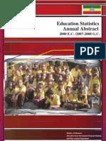 2000 Statistics Annual