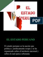 El Estado Peruano Diapost