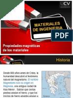 Magnetismo de Los Materiales