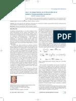 El Ferroceno Y Su Importancia En El Desarrollo De La Quimica