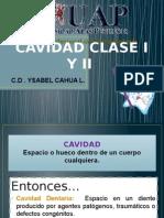 CAVIDAD CLASE I Y II.pptx