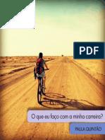 E-book O Que Eu Faço Com Minha Vida